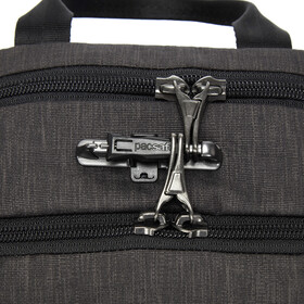 Pacsafe Metrosafe X Pystysuora Crossbody-laukku, carbon